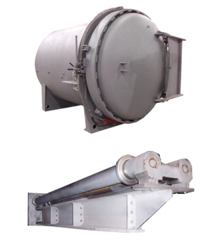 OTR Retreading, Machinery and Autoclaves
